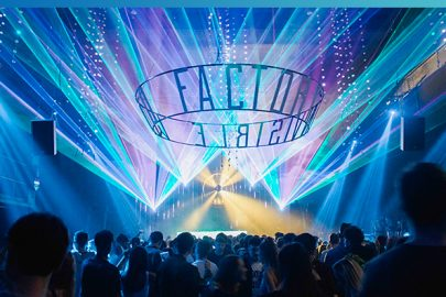 Ready for the Weekend in Liverpool - Kazimier Winter Ball at IWF