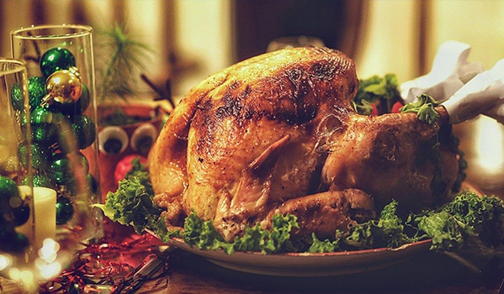 Get ready for Christmas in Liverpool - Ultimate Christmas dinner
