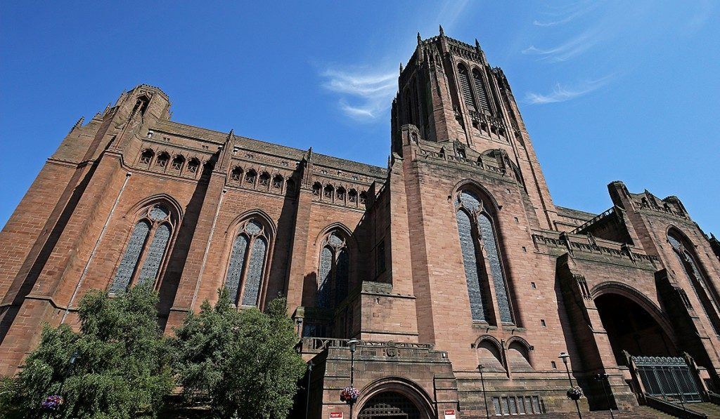 Ready for the Weekend - Liverpool Cathedral