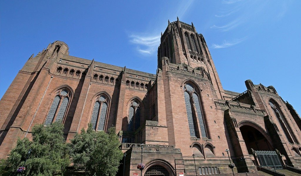 Get ready for Christmas in Liverpool - Carol service at Liverpool Cathedral