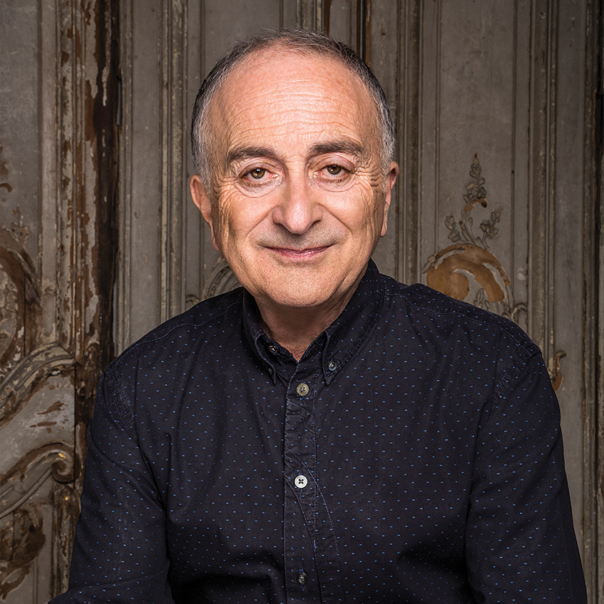 Most read interviews of 2018 - Sir Tony Robinson