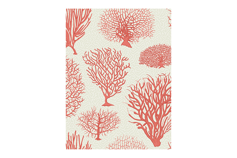 Cole and Son Seafern wallpaper - £85 per roll, John Lewis