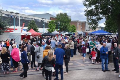 Huyton Village, bank, Foodie Fridays