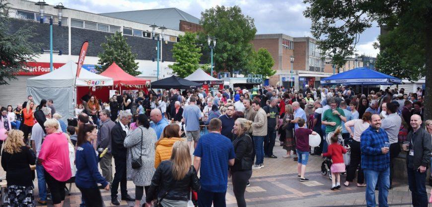 Huyton Village, bank, Foodie Fridays
