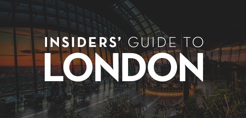 London city break