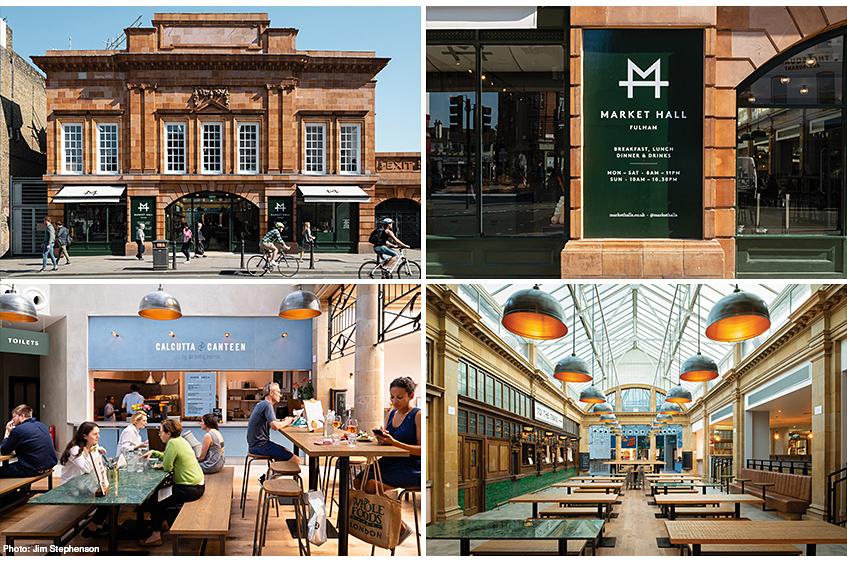 London city break - an insiders' guide - Fulham Market Halls