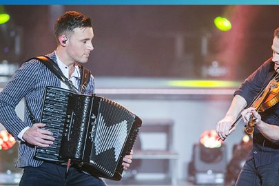 Ready for the Weekend in Liverpool - Nathan Carter
