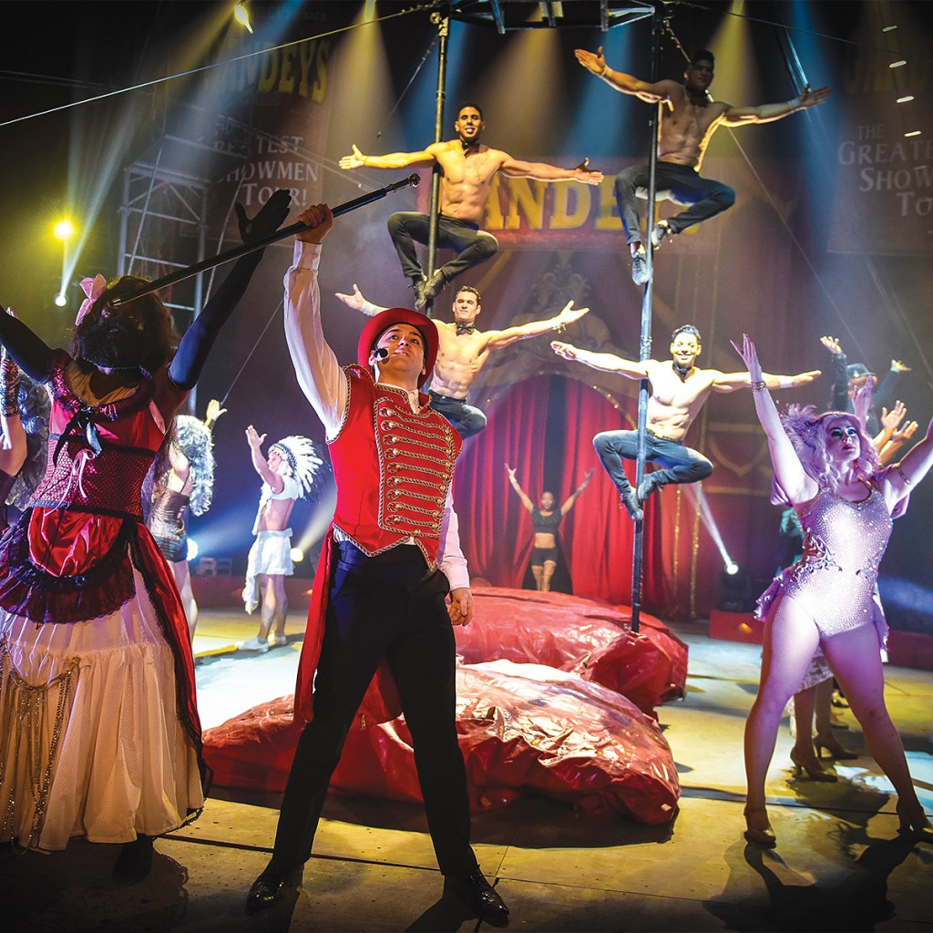 Half term in Liverpool - The Greatest Show, Circus