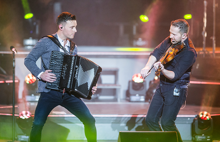 Nathan Carter interview: Liverpool-born Irish music star