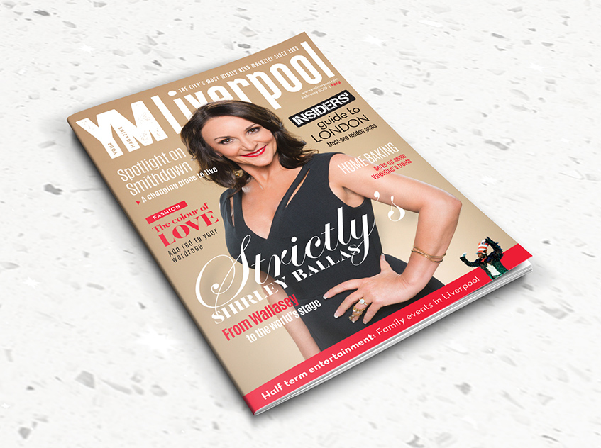 Shirley Ballas interview - Strictly Come Dancing star
