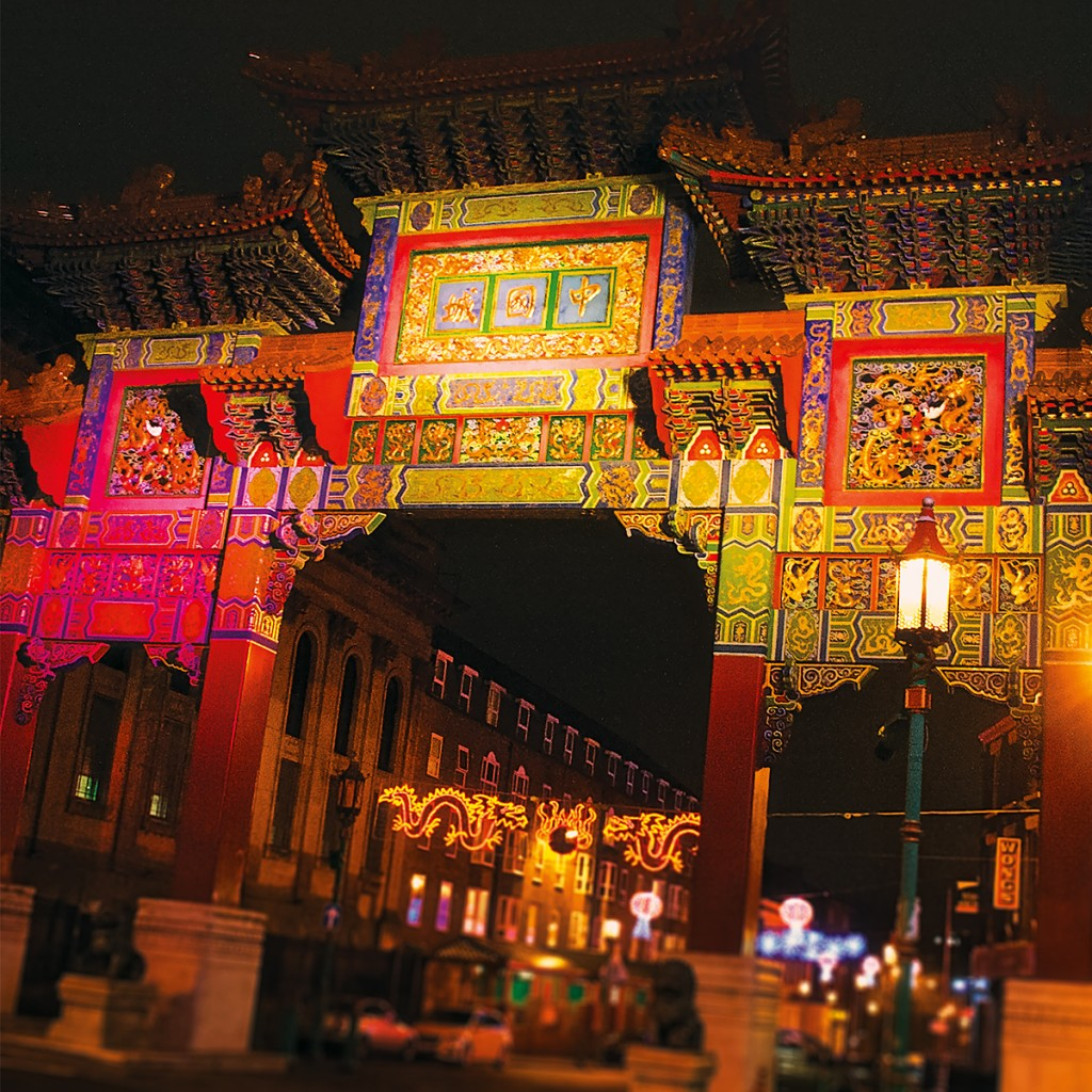 Ready for the weekend in Liverpool - Chinese New Year 2019 celebrations
