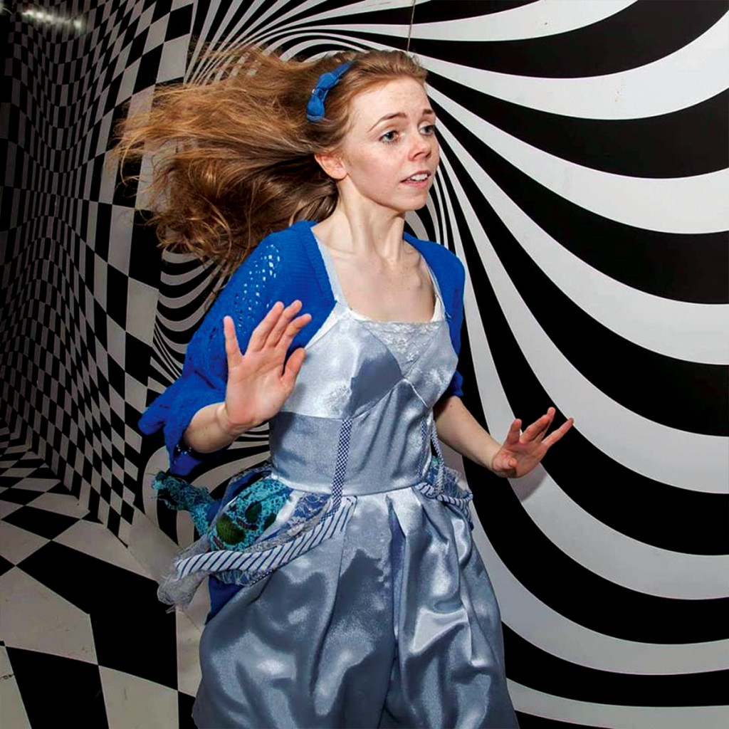 Ready for the weekend in Liverpool - The Alice Experience