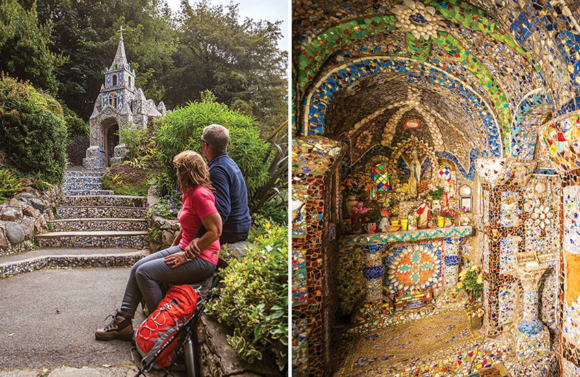 Guernsey guide - Little Chapel
