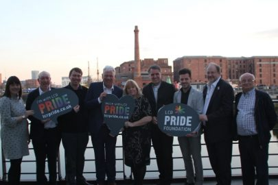 Gay Games, LCR Pride Foundation, Metro Mayor Steve Rotheram