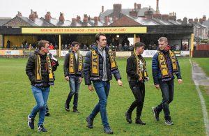 Prescot Cables FC charity football match