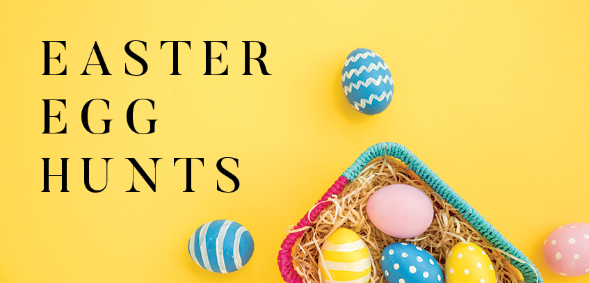 Easter egg hunts across the Liverpool City Region