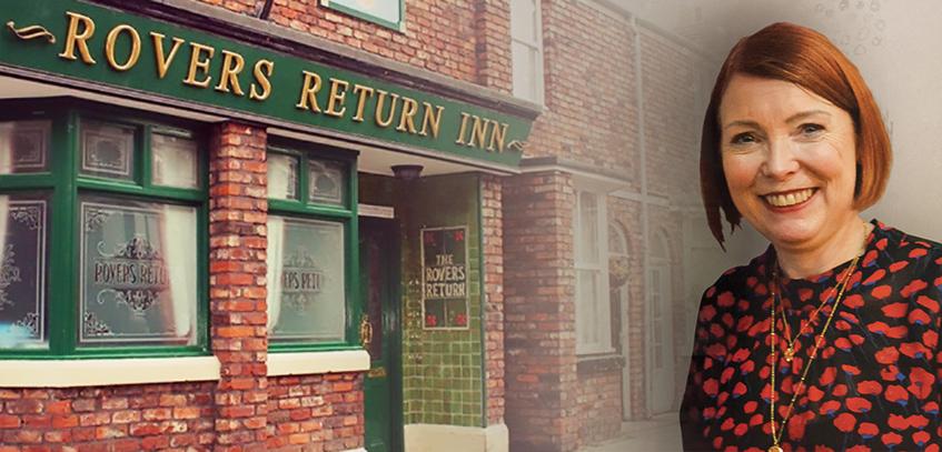 Jan McVerry interview - Liverpool born Coronation Street writer