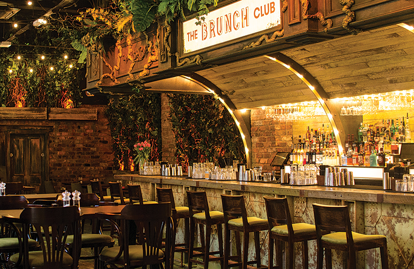Restaurant Review: The Brunch Club, 37-41 Duke Street, Liverpool