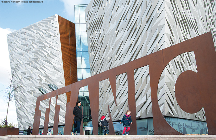 Belfast Travel Guide - Titanic Belfast