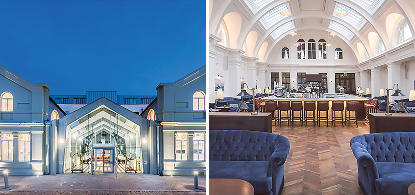 Belfast Travel Guide - Titanic Hotel Belfast
