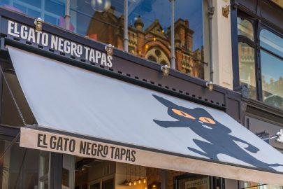 El Gato Negro, Vincent Cafe