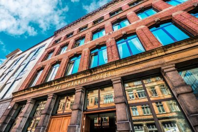 The Shankly Hotel, Liverpool city centre hotels