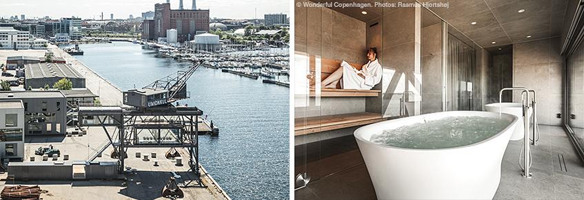 Copenhagen travel guide - city break from Liverpool - Accommodation
