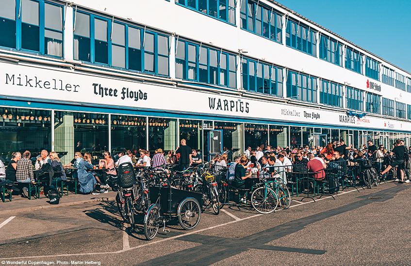 Copenhagen travel guide - city break from Liverpool - Meatpacking District