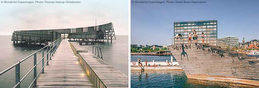 Copenhagen travel guide - city break from Liverpool - Spas