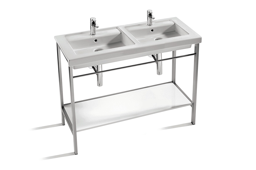 Bathroom Inspiration Double Basin Vanity Units Ym Liverpool