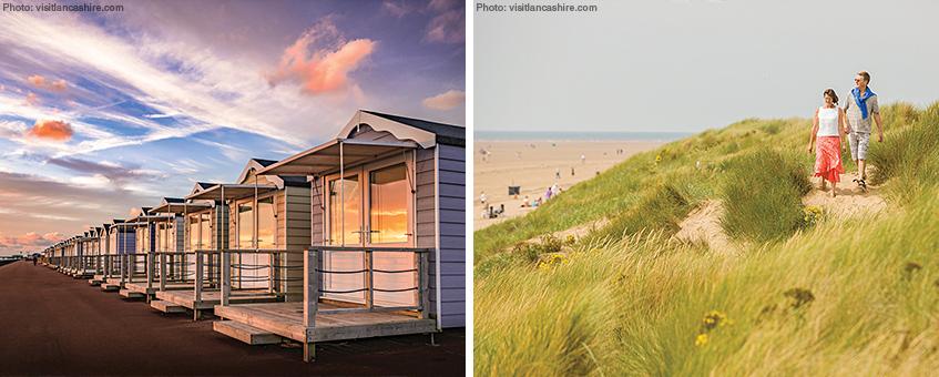Seaside resorts near Liverpool - Lytham St Annes