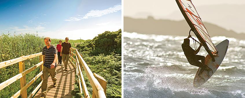 Seaside resorts near Liverpool - Rhosneigr