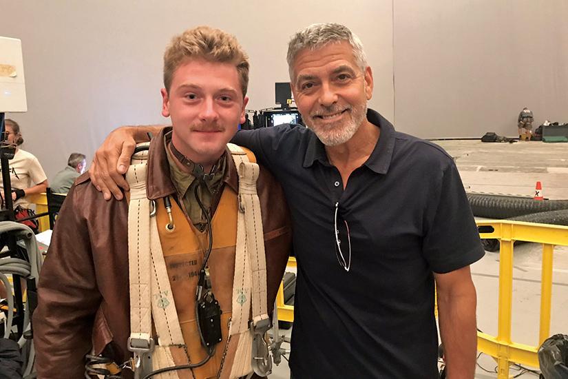 Josh Bolt interview - Liverpool born actor talks Benidorm, Catch-22 and George Clooney